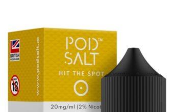 Mango Ice eLiquid by Pod Salt Review