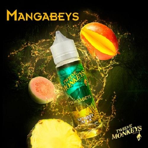 Mangabeys E-Liquid by Twelve Monkeys Vapor Review